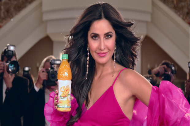 he aim behind launching a new brand campaign featuring Katrina Kaif was to further deepen the brand's connect, increase awareness and drive trials for the new Slice in the country.