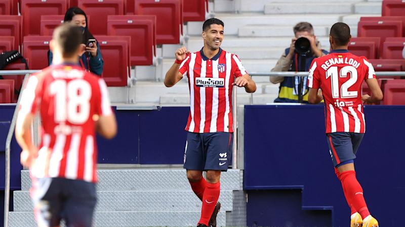 Two goals, an assist and an overturned penalty – Suarez's stunning Atleti debut in Opta numbers