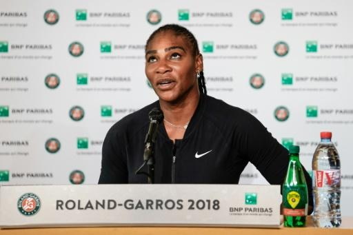 Pain game: Serena Williams announces her withdrawal from Roland Garros with injury