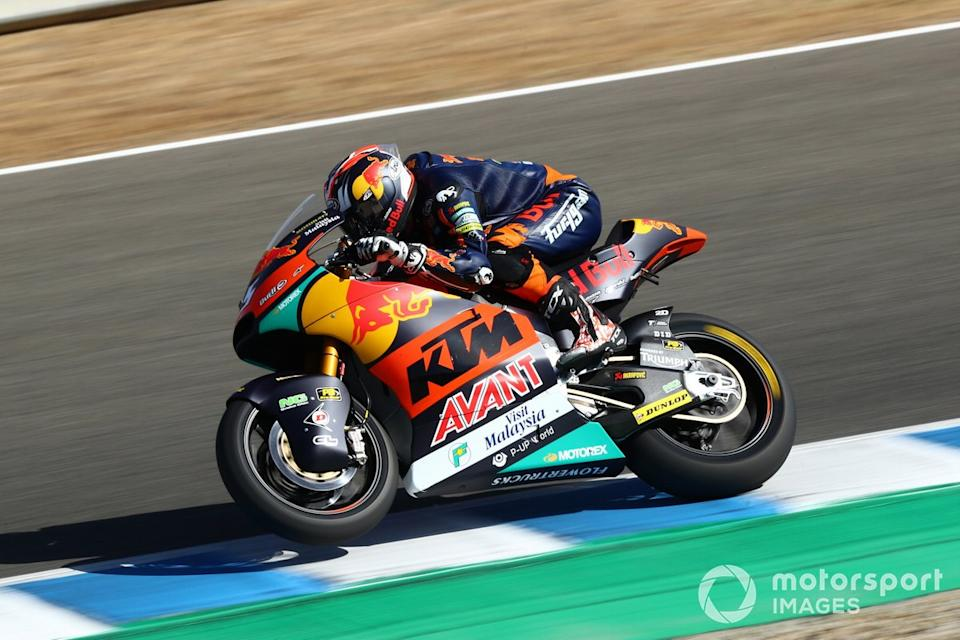 "Tetsuta Nagashima, Red Bull KTM Ajo, Red Bull KTM Ajo<span class=""copyright"">Gold and Goose / Motorsport Images</span>"