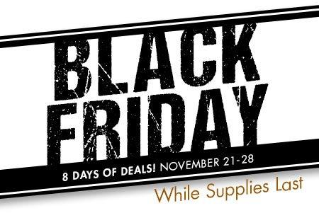 MidwayUSA Black Friday Deals Start Today!Click here for high-resolution version