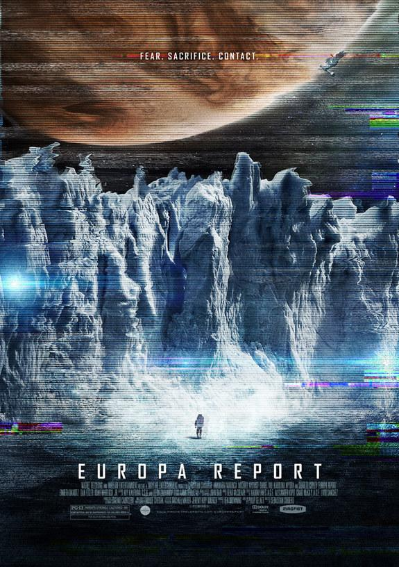 First Trailer for Sci-Fi Thriller 'Europa Report' Unveiled (Video)