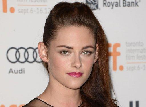 "Actress Kristen Stewart attends the ""On The Road"" premiere"