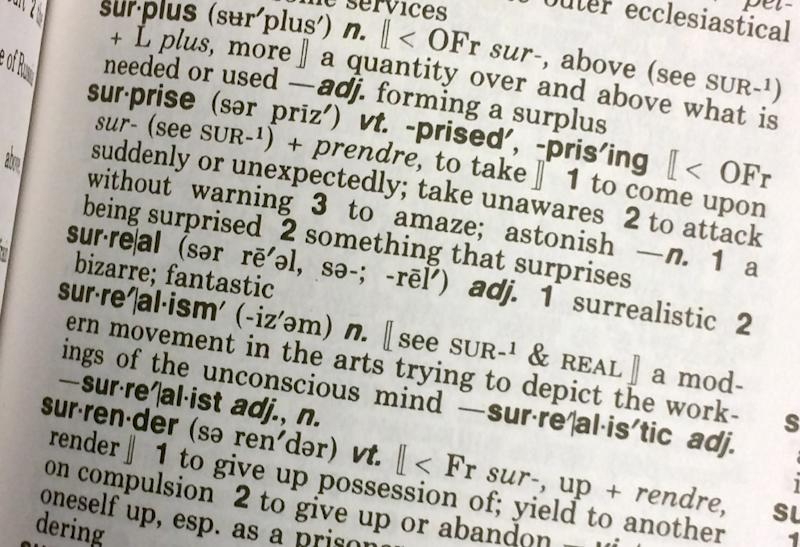 What's in a word? Oxford Dictionaries dragged into India poll