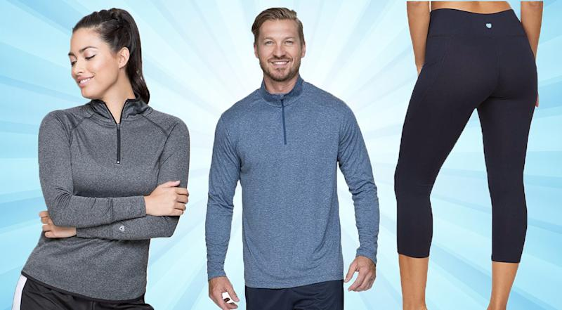 Colosseum activewear with elevate your everyday style for a massive discount. (Photo: Amazon