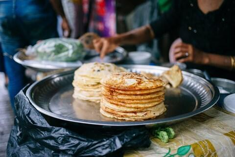 Street food in Yangon - Credit: getty