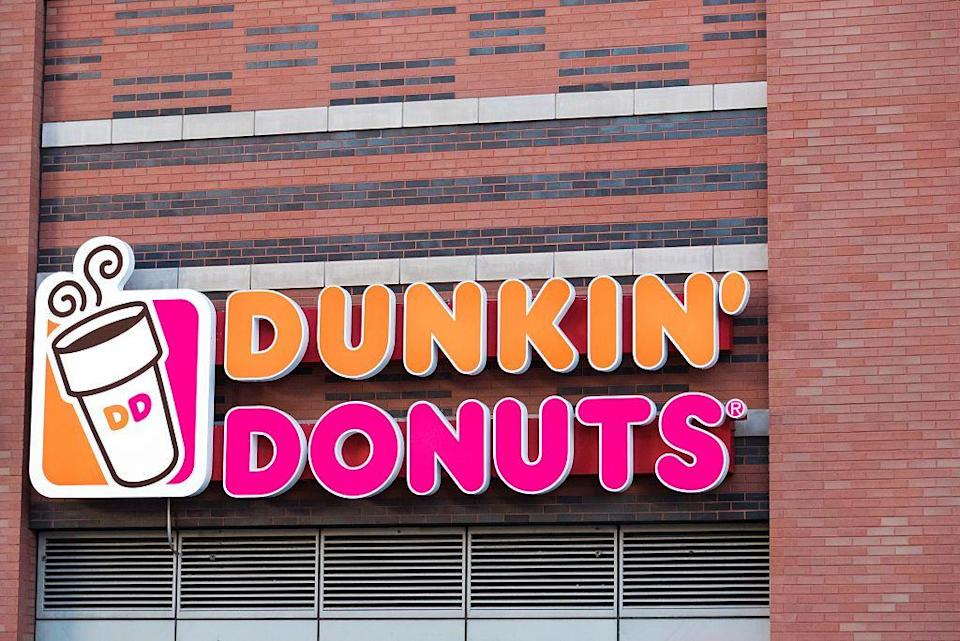 <p>Because even Christmas cheer can't get in the way of your need for caffeine. Hours vary by location, so give your local Dunkin' a call before you hop in your car. </p>
