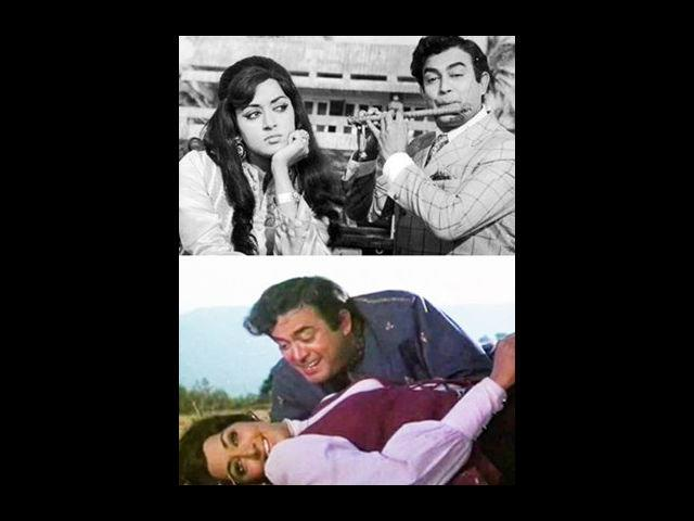 <b>Sanjeev Kumar and Hema Malini</b><br>Well, certainly Bollywood is no less than a fairy-tale for some of our celebs who found their soul mates after entering the tinsel town. However, not all love-stories are rosy. One such story is of the most amazing actor of all-time, Sanjeev Kumar. He was not only the most sought after actors of his time but was also a hot favourite among women. But, our Haribhai (his real name) lost his heart to the dream-girl of Bollywood, Hema Malini.