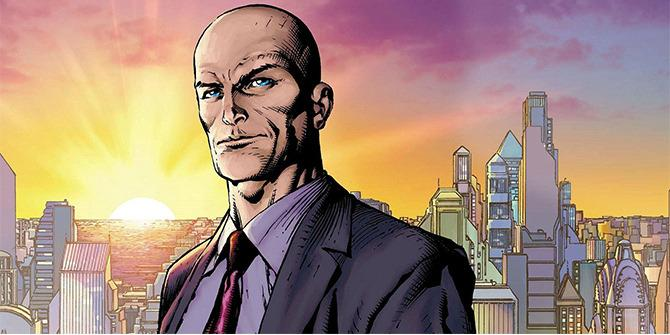 Lex Luthor.