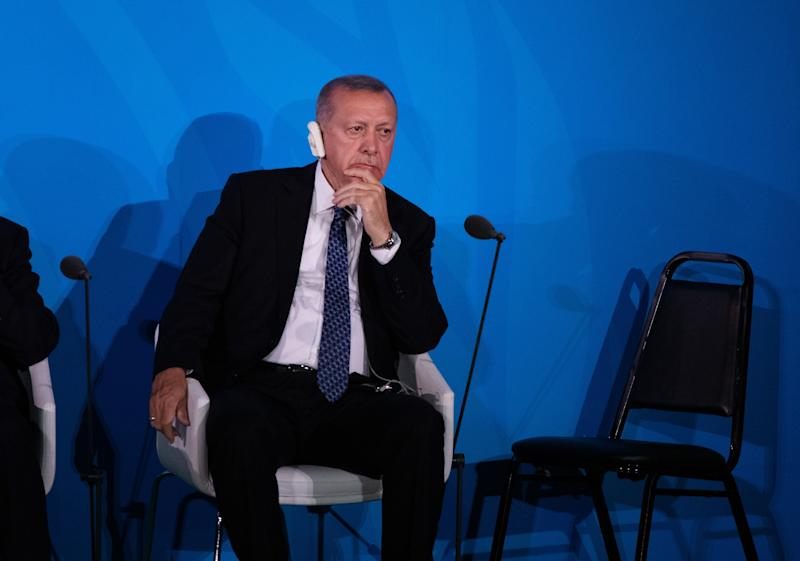 Turkey to Go It Alone on Syrian Buffer as Erdogan Loses Patience