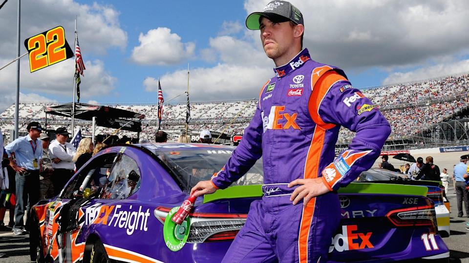 The Joe Gibbs Racing driver says dependence on sponsorship should be lessened for long-term health of Cup Series.