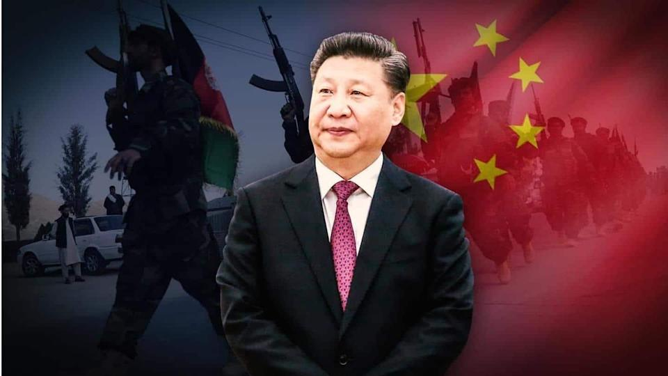 China holds first diplomatic talk with Taliban; communication