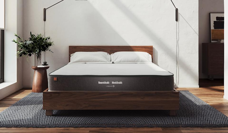 The new line features two mattresses – the 'Fit' and the 'Lift'. Photo: Mammoth