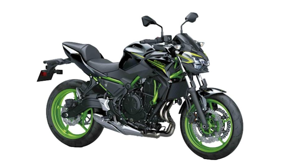 2021 Kawasaki Z650 launched in India at Rs. 6.04 lakh