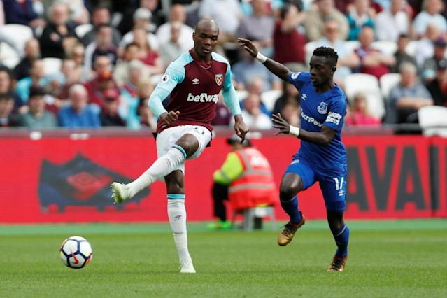West Ham 3 Everton 1: Manuel Lanzini at the double as Toffees become unstuck
