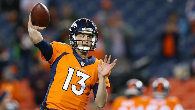 Broncos expected to shop Trevor Siemian