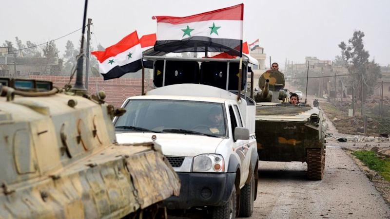 Fresh Offensive, Hezbollah Troops Fast Approaching Israeli Border From Syrian Side