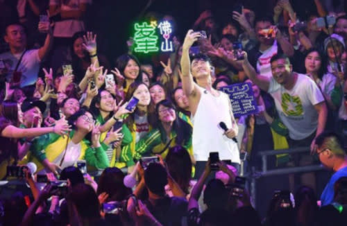 Raymond's fans are eagerly waiting for his comeback