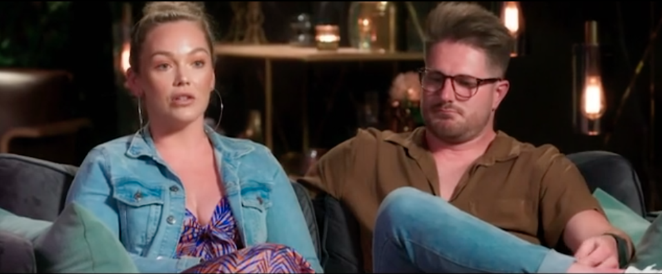Melissa and Bryce from MAFS