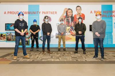 OPG's Indigenous Opportunities Network Partners with UBC Millwrights to Power Bright Futures (CNW Group/UBC Millwright Local 2309)