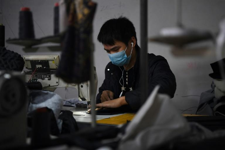Apparel producers were ordered to suspend work for the month out of fire safety concerns, but in Dahongmen, one of Beijing's last clothing manufacturing hubs, some factory owners simply took their work underground