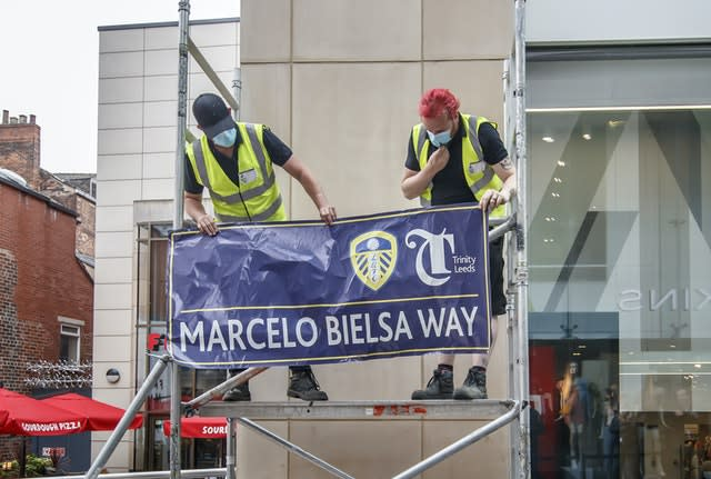 Marcelo Bielsa has made quite the impact on Leeds