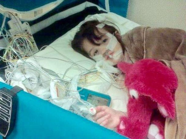 PHOTO: Hannah Jordan spent much of her childhood in hospitals due to a rare metabolic condition. (Alicia Jordan)