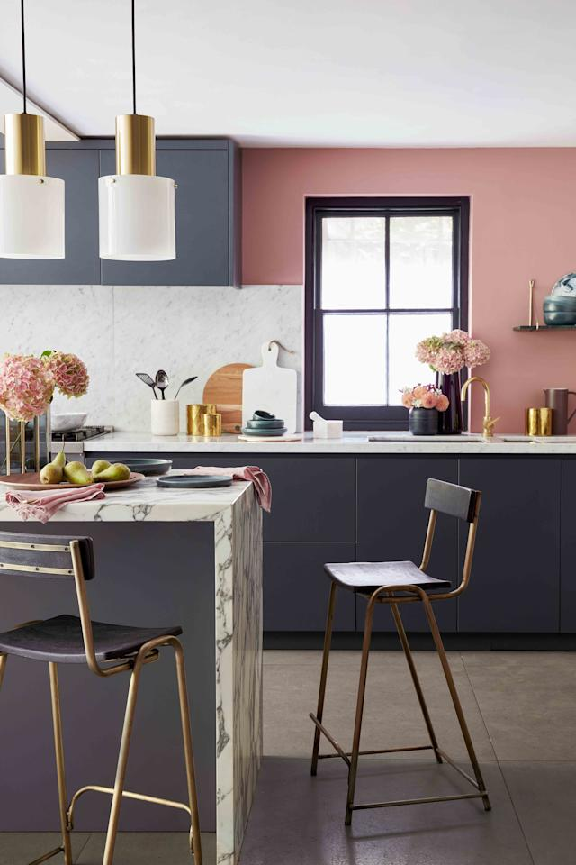"<p><strong>From morning coffees to evening dinners, <a href=""https://www.housebeautiful.com/uk/decorate/kitchen/g423/best-kitchen-design-trends/"">the kitchen</a> is the hub of the home. </strong><strong></strong><strong>It's a place where cooking ideas come to life, conversations happen and meals are enjoyed.</strong> <strong>If you're looking for the key elements to give your space an Instagram-worthy feel, then this is the right place.  </strong></p><p>There are many ways you can elevate your kitchen space, whatever your budget or room size. From sleek lighting solutions to potted plants, bold cabinetry and flooring, these are the ways you can give your kitchen a smart upgrade. And it's sure to get you all of those likes...</p>"