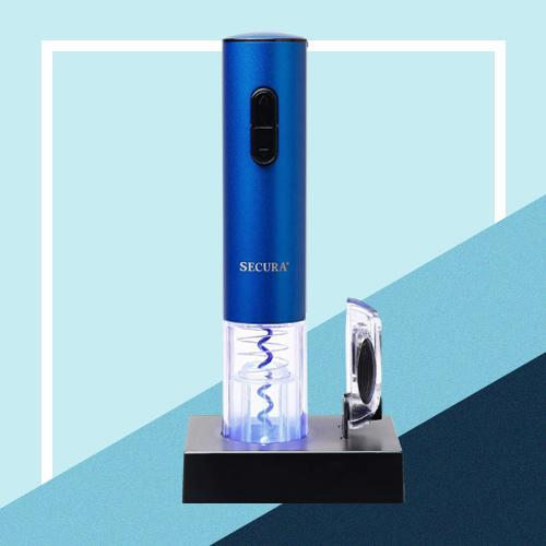 secura electric wine opener, best Christmas gifts 2021