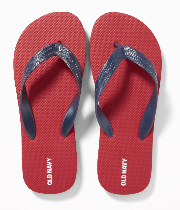 Old Navy Sales This Weekend: Shop Old Navy's Dolla Balla Flip Flop Sale This Weekend
