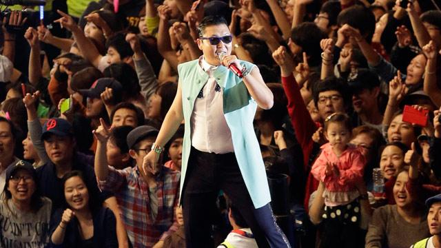 Psy 'Forever Sorry' for Anti-US Song