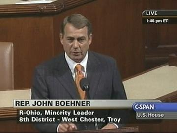 Boehner to review C-SPAN appeal