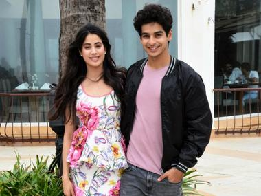 Dhadak actress Janhvi Kapoor on nepotism: Feel concerned and bullied when it's discussed online