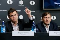 Russian and Norwegian to battle for world chess crown