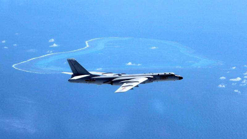 Conduct code push for South China Sea