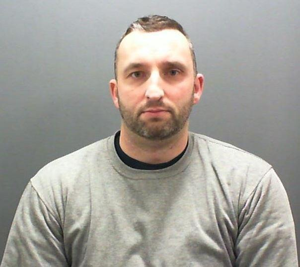 Bradley Paul Smith has been jailed for four years (SWNS)