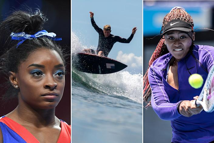 olympics-what-to-watch - Credit: Amy Sanderson/ZUMA Wire/Cal Sport Media/AP; Olivier Morin/Pool/AP; Maja Hitij/Getty Images