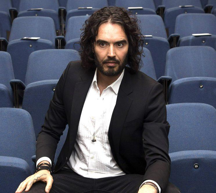 <p></p><p>Labour fan Russell Brand commented on the wave of people who came out to vote for the party: 'So there you go. Voting. Like I've always said.'<br />(Photo: Carl Court/Getty Images) </p><p></p>