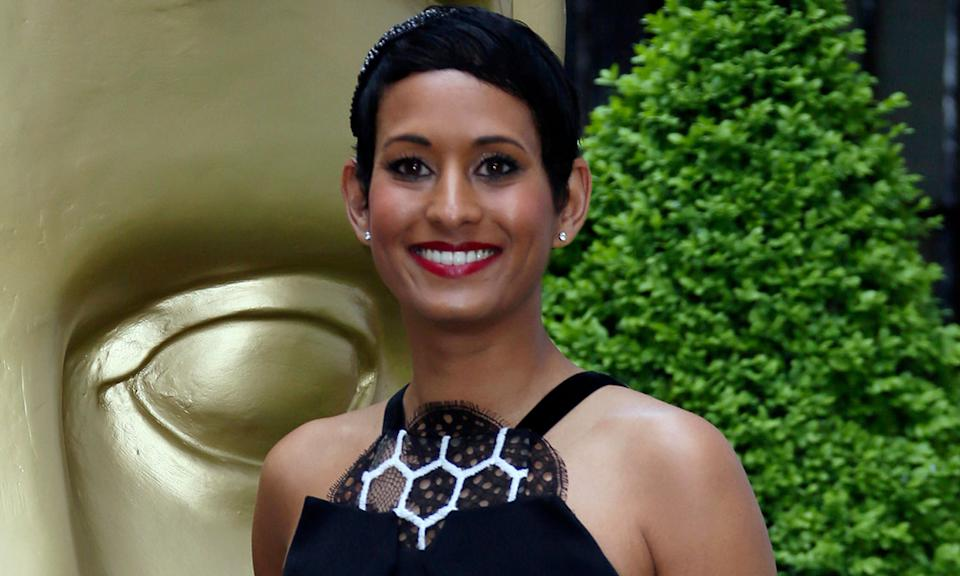 """<em>BBC Breakfast</em>'s Naga Munchetty found herself in the centre of a media storm after the BBC ruled she was in breach of impartiality rules over remarks she made about Donald Trump's comments on four Congresswomen. However, the decision <a href=""""https://uk.news.yahoo.com/naga-munchettys-victory-dance-as-bbc-overturns-complaint-against-her-114922469.html"""" data-ylk=""""slk:was later overturned;outcm:mb_qualified_link;_E:mb_qualified_link;ct:story;"""" class=""""link rapid-noclick-resp yahoo-link"""">was later overturned</a>, with BBC director-general Lord Hall stating Munchetty's comments were not """"sufficient to merit a partial uphold"""" of the complaint against her. (Photo by Joel Ryan/Invision/AP, file)"""