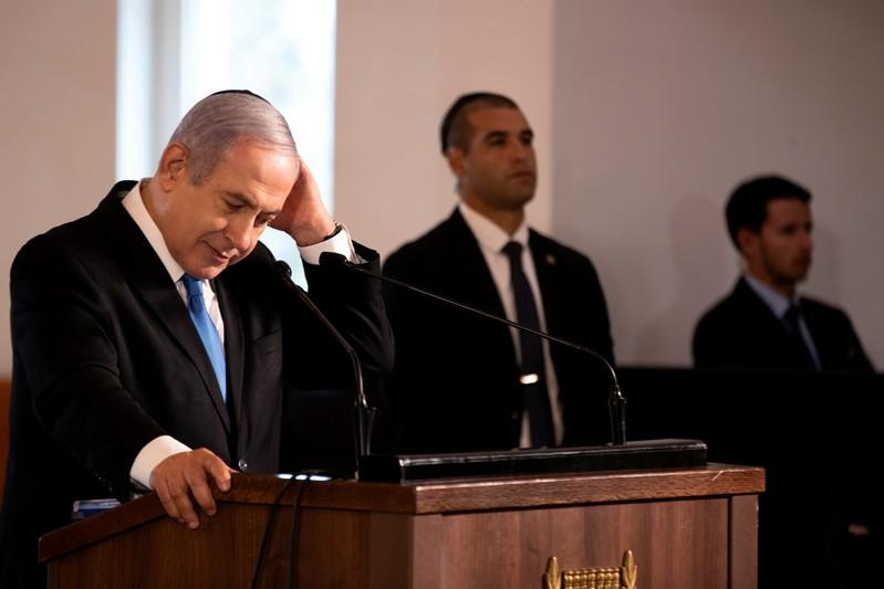 Israel's Netanyahu down but not out after failing to form government