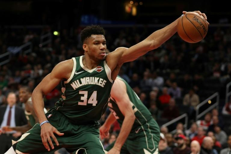 Giannis Antetokounmpo scored 32 points in 27 minutes of playing time as the Bucks dominated in every facet of the game to beat Oklahoma