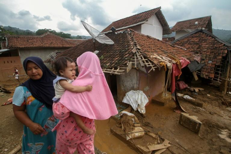 Indonesian authorities are scrambling to find those still missing and to prevent the outbreak of diseases