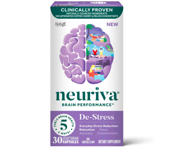 Help lower your stress levels with this supplement. (Photo: Amazon)