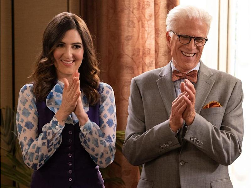 The Good Place season four Colleen Hayes NBC 5