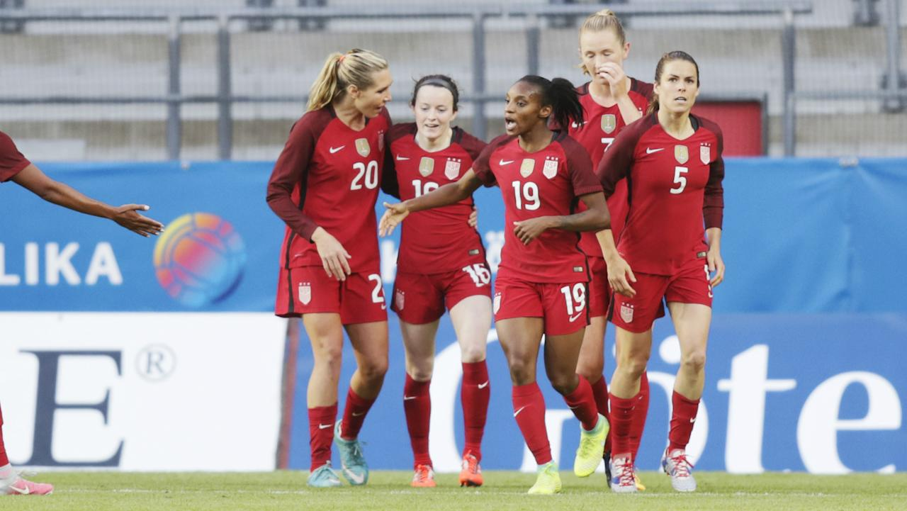 Jill Ellis' side will take on South Korea in New Orleans and Cary, North Carolina, as part of a busy fall schedule