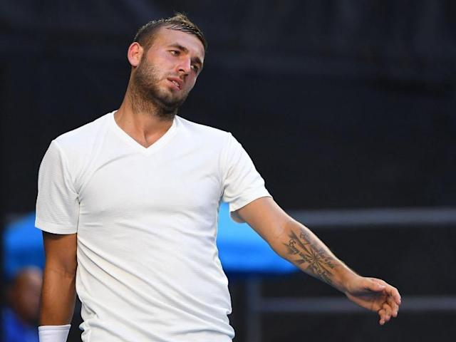 Wimbledon 2018: Dan Evans must win six matches in eight days after wildcard snub