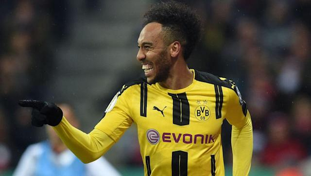 <p><strong>Bundesliga goals: </strong>29</p> <p><strong>Bundesliga minutes: </strong>2,692</p> <br><p>Pierre-Emerick Aubameyang has seen his season Bundesliga goal tallies increase every year since joining Borussia Dortmund and 2016/17 has been no exception. With one game left to play, he's just one goal shy of hitting 30 in the league for the first time in his career.</p>