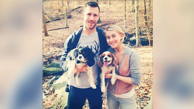 Julianne Hough Calls Brooks Laich 'Love of My Life'