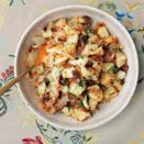 """One of our favorite ways to cook turnips is to mash them. Especially when paired with cider vinegar, mustard seeds, and a little bacon. <a href=""""https://www.epicurious.com/recipes/food/views/mashed-root-vegetables-with-bacon-vinaigrette-51124250?mbid=synd_yahoo_rss"""" rel=""""nofollow noopener"""" target=""""_blank"""" data-ylk=""""slk:See recipe."""" class=""""link rapid-noclick-resp"""">See recipe.</a>"""