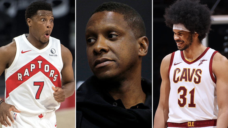 The Raptors have a lot of questions to answer in free agency, (Getty)